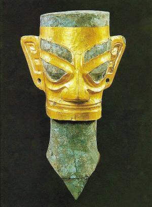 三星堆文明:青铜面具下掩盖了多少不朽传奇?(图)