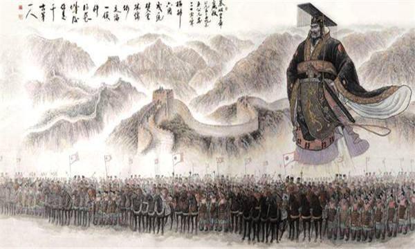 """秦帝国的江山仅维持了15年便""""二世而亡"""",始皇帝做错了什么?"""