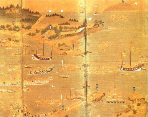 中国与日本之间,还有一个强大国家,一夜沉入海底,日本有点害怕