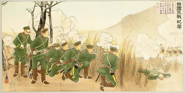 """在这场""""狗咬狗""""的战争中,诞生了世界第一门迫击炮和掷弹筒"""