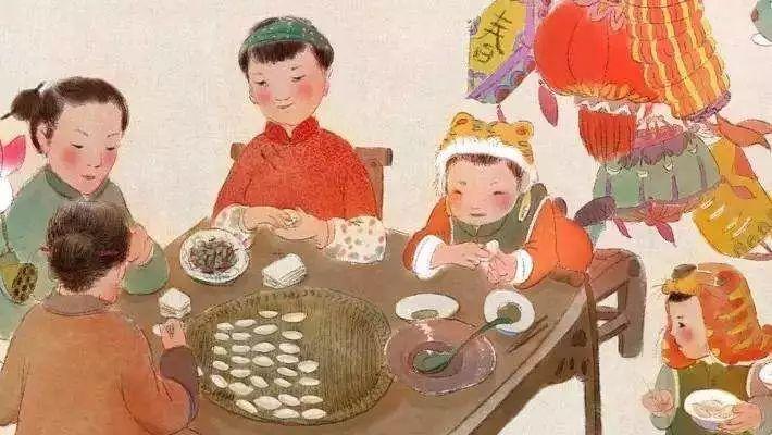 (揭秘)春节习俗背后的故事(下)