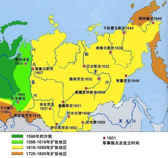 沙俄占领西伯利亚数百年,为何西伯利亚还是那么荒凉