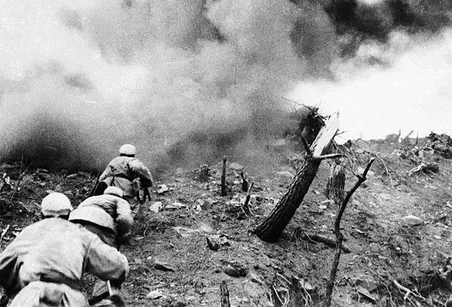 孤身,41次冲锋,歼敌280余人...