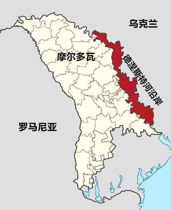 最惨的原苏联加盟国,距海洋2公里成内陆国,最富省想并入俄罗斯