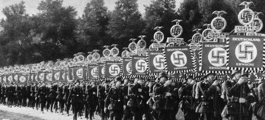 1943年开战,这是希特勒原计划!为何提前4年行动?