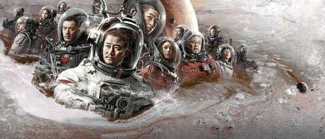 中国影史首个百亿男主角诞生!流浪地球助力吴京个人票房破100亿
