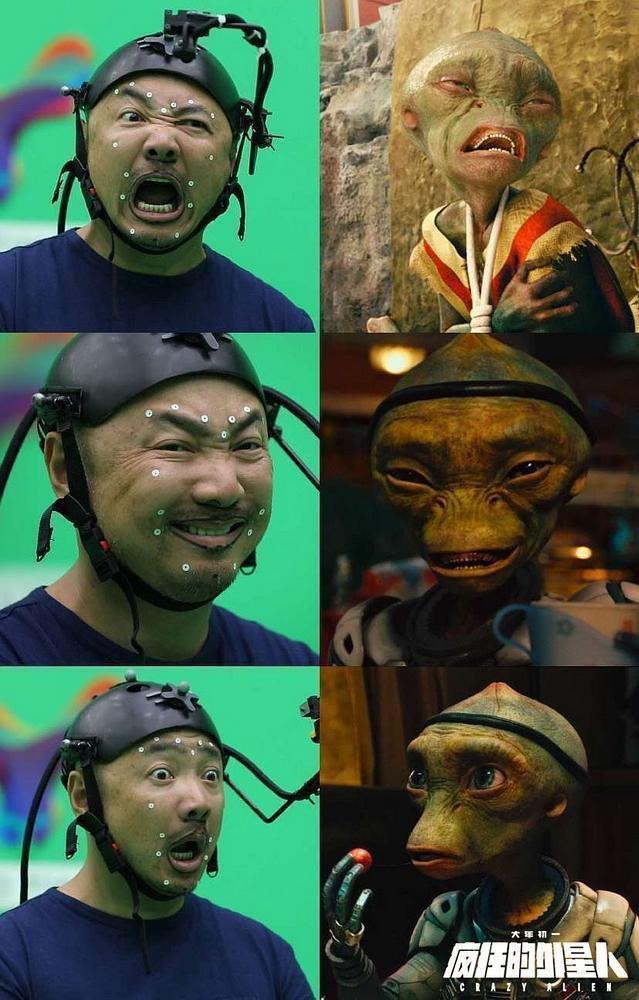 疯狂的外星人票房冲破16亿,全片没真动物,连黄渤的猴子都是特效