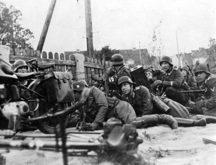 第二次世界大战时,德国军队为何那么能打