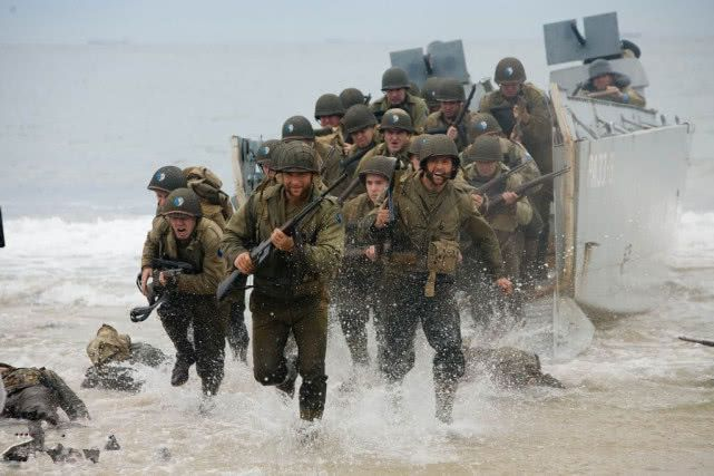 诺曼底登陆,盟军死伤明明只有几千人,为何却被冠以惨烈之名