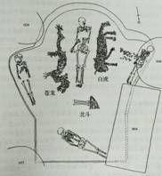 古墓问龟:海昏侯墓中的玄武形象探秘