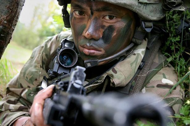 美军走后,一支神秘部队接管了阿富汗的防务