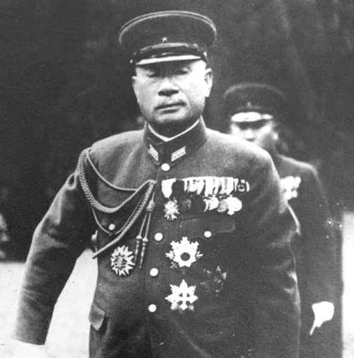 这个人高居日军元帅,却糊里糊涂,还有个非常难听的绰号