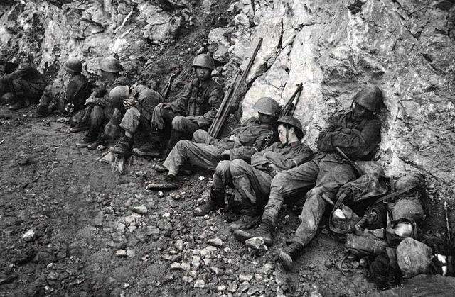 二战死亡人数排名你知道吗?中国排第二,日本不超过千万