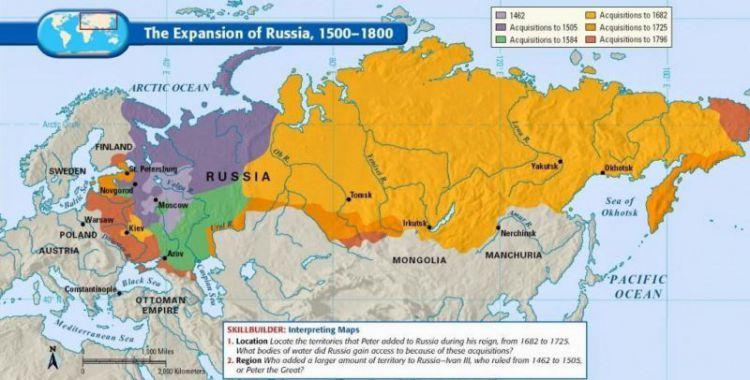 西伯利亚是怎么丢的?康熙皇帝大笔一挥就没了