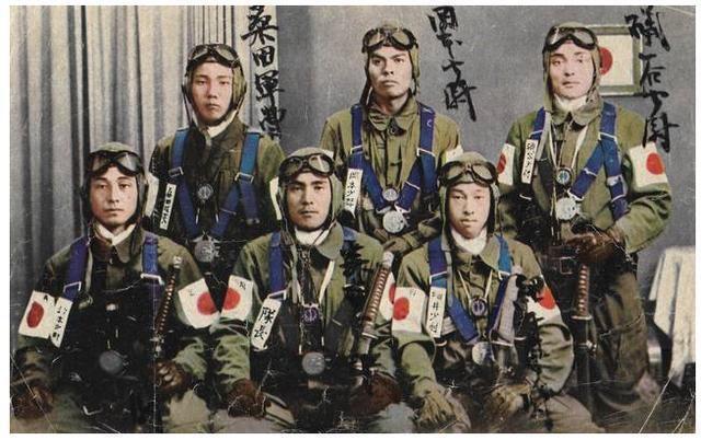 """不要命的撞军舰,日本""""神风特攻队""""真的不怕死吗?"""