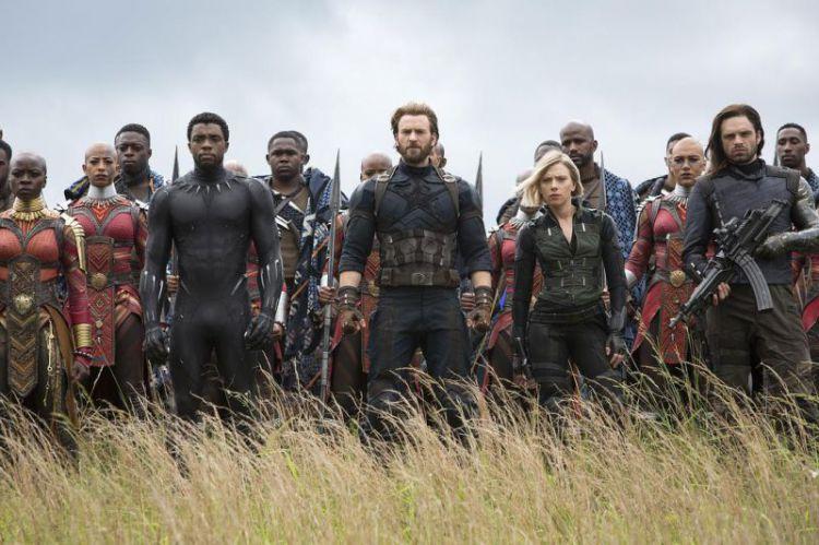 惊奇队长北美开画票房预计超1亿,或可追平漫威钢铁侠和黑豹