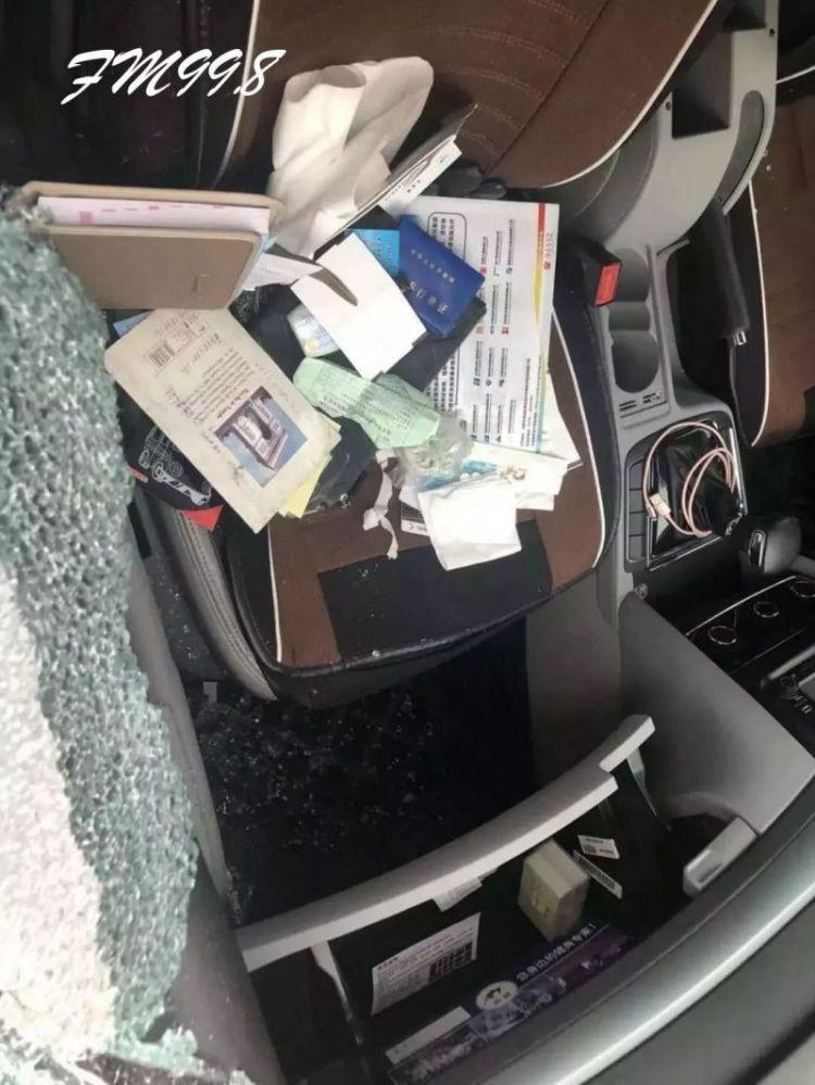 突发!一觉醒来,哈尔滨新区38辆车被砸,都是20万以上的车