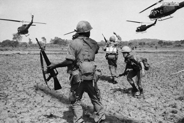 """美国打越南时,为何宁可接受""""战败"""",也绝不用原子弹?"""