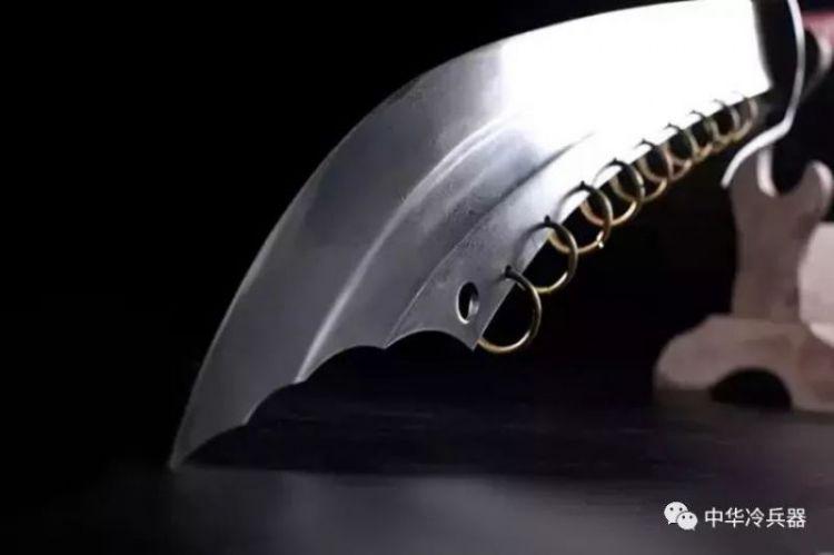 只是为了好看?九环刀上的铁环究竟是干什么用的?