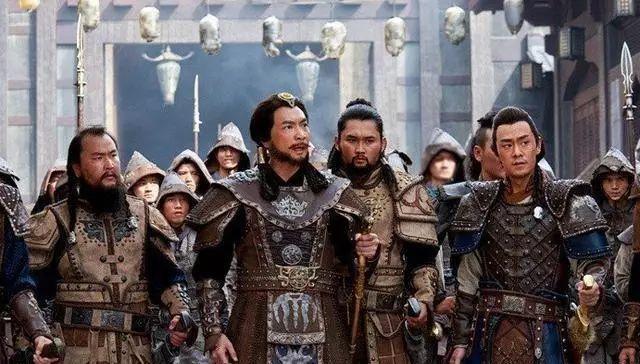 他是《射雕英雄传》中郭靖的好兄弟,历史中他的死是一个千古之谜