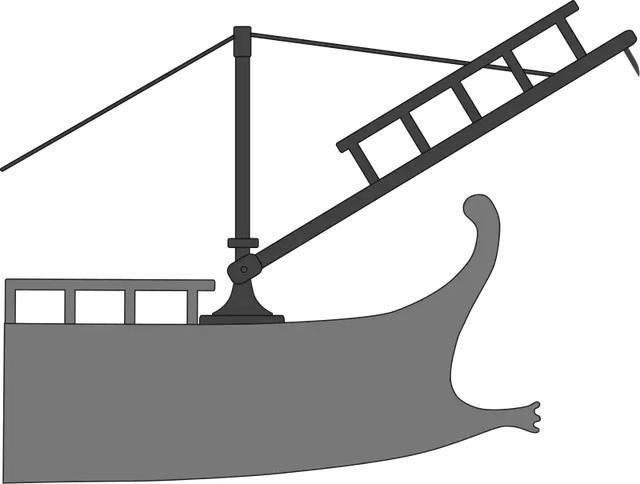 扬帆千里:第一次布匿战争中的罗马与迦太基海上交锋