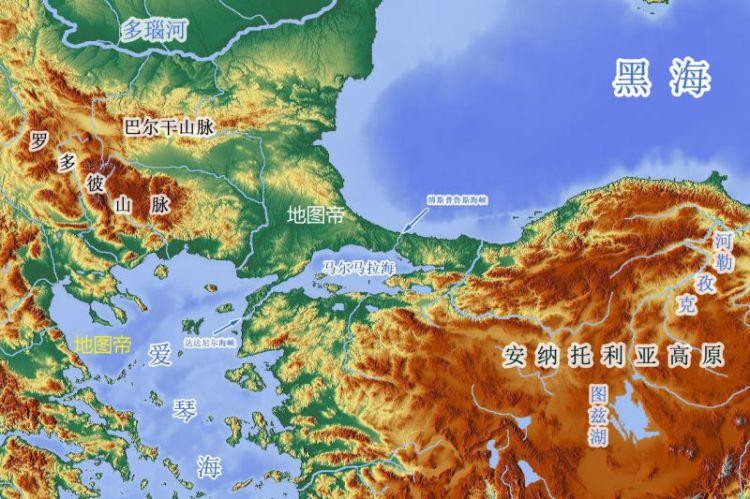 二战中土耳其宣布中立,为何最后几个月倒向苏联和英国?