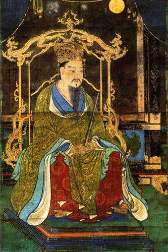 日本公认的绝世武神,自称先祖为东汉皇帝,韩国人却说他是同胞