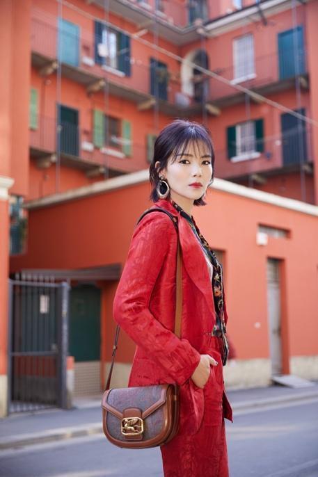 刘涛与ETRO合作!是什么原因能让她拿下那么多品牌代言?