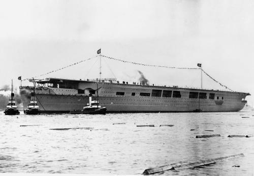 历史上德国曾经制造出航母,技术从日本引进,可惜最后没派上用场
