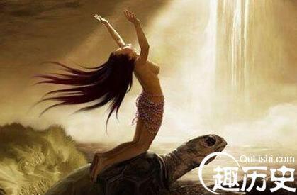 解析民间传说中女娲为什么是人首蛇身