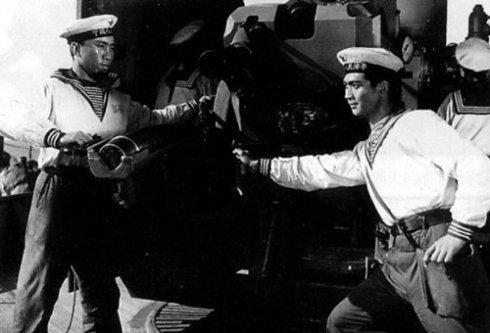 真耐看!建国70年银幕上的人民海军经典形象