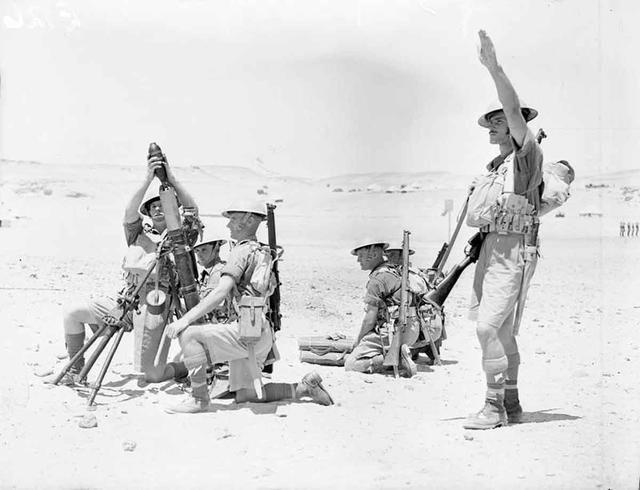 血战的一周:澳大利亚人坚守阿拉曼阵地