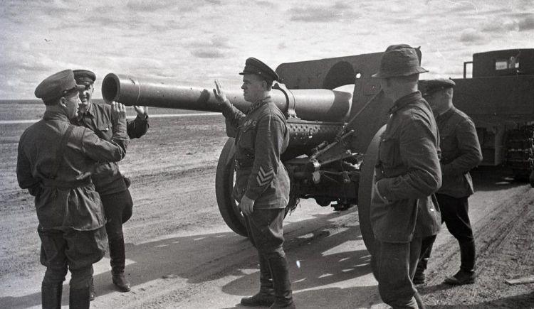 苏德战争时在远东威风八面的苏军为何被德军打得找不着北