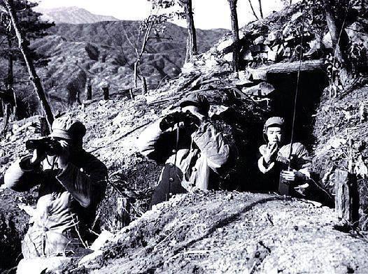 韩国唯一一场战胜志愿军战役被大吹特吹,其实原因就是出了个叛徒