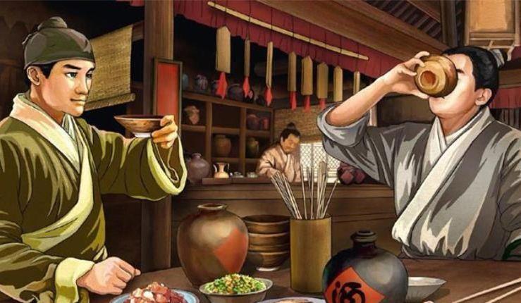 古代的酒到底有多少度?怎样喝才会醉?
