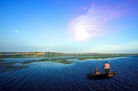 烟波浩渺中的黄龙嘴——宣城南漪湖水乡渔村百年史记(下)