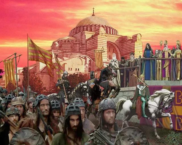 哈米洛斯之战:加泰罗尼亚人在希腊阵斩万名法兰西大兵