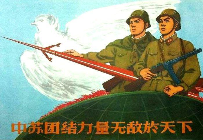 建国初期,为了保卫上海、南京,毛主席亲自请这个国家帮忙