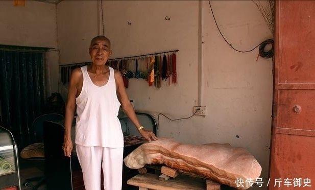 """六旬老汉山上采药,意外挖出半头""""猪肉"""",有人愿高价回收却遭拒"""