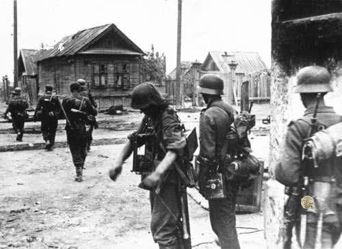 斯大林格勒战役有多惨烈?看看这些真实老照片,苏德之间的生死战