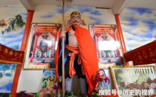 八戒传说有新版,某地修寺庙供奉猪刚鬣,吴承恩灵感来自传说?