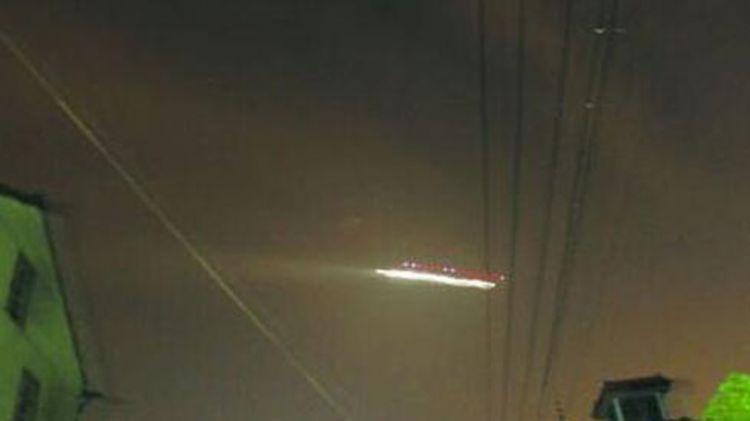 墨西哥7.11ufo事件,很多人都目击过不明飞行物