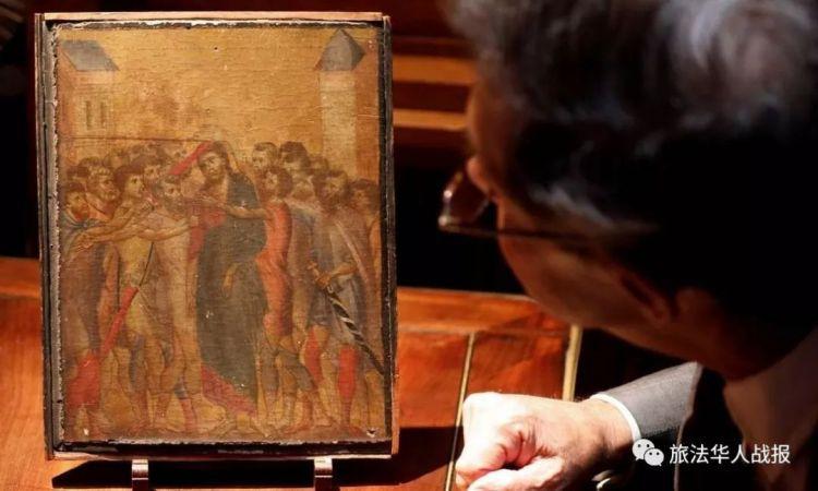 【奇闻】法国老妪家中惊现文艺复兴名画!价值数百万欧