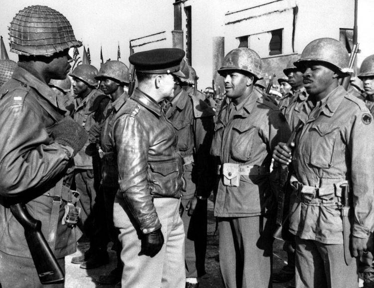 抗美援朝中,美军总司令一个带兵之术,获得陈赓大将的赞赏!