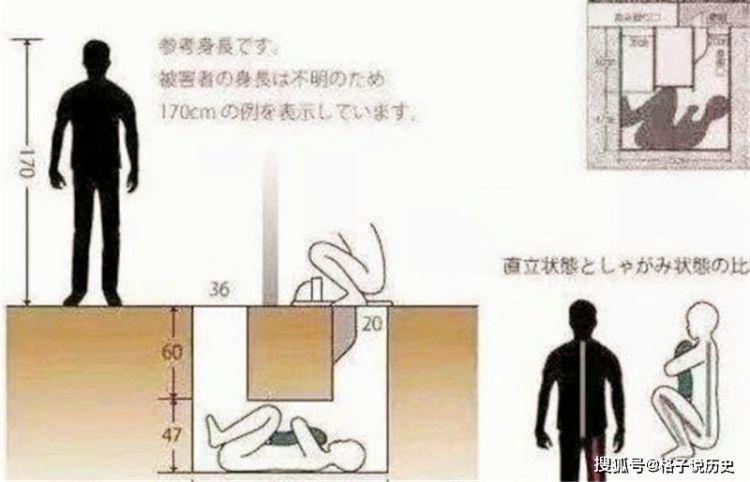 日本最离奇的谜案,170男尸死于女厕所便池,案件至今未破