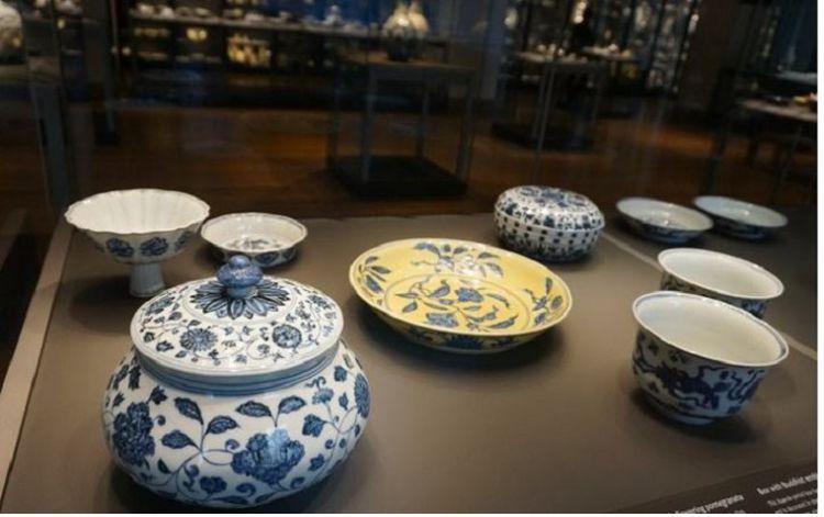 葡萄牙莉娜皇后博物馆的明代瓷器是如何来的