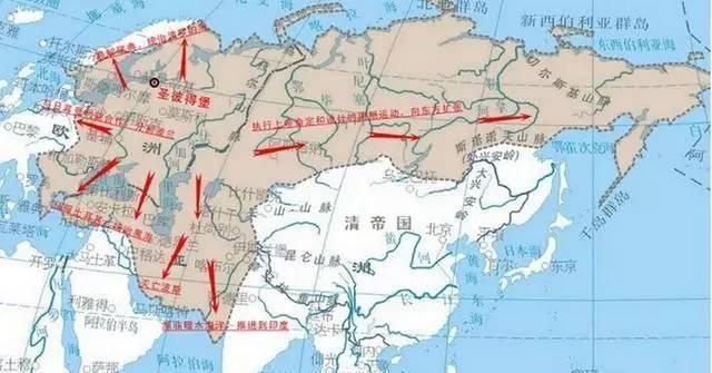 老牌帝国主义国家都放弃了自己殖民地,为何俄国却死也不放手?