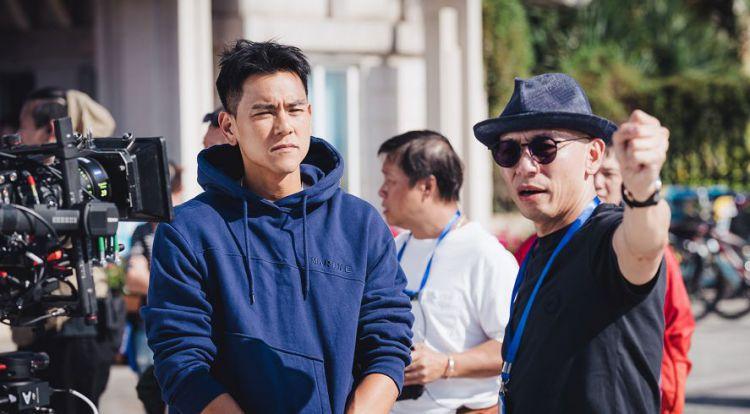 林超贤为《紧急救援》品质狠虐演员,彭于晏体脂率曾比C罗还低!