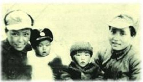 贺龙元帅的子女后代