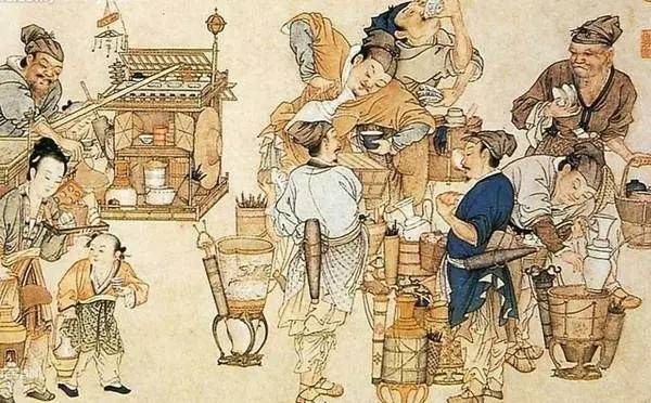 在夏天,古代人们都喝什么饮料解暑?